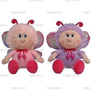 Плюшевая игрушка «Мотылек», LA8416