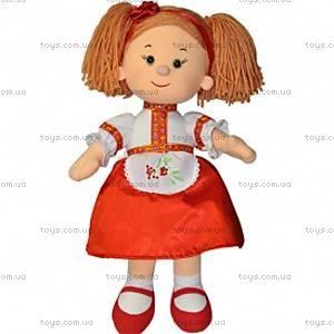 Мягкая кукла «Маричка» серии «Украинские девчата», LF1241