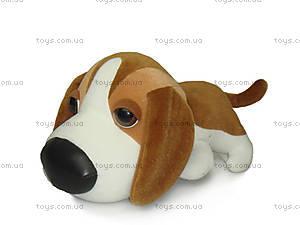 Плюшевая игрушка «Собачка смешная большая», LA8025B
