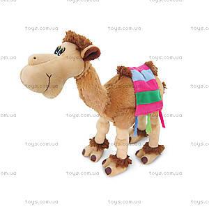 Музыкальная мягкая игрушка «Верблюд Бубу», LF1151