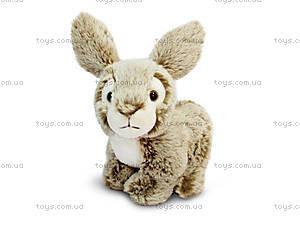 Мягкая игрушка «Зайчонок натуральный», LA8812