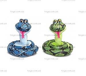 Музыкальная мягкая игрушка «Змей чешуйчатый», LA8696