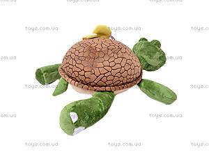 Мягкая черепаха «Полли», К214С, детские игрушки