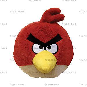 Мягкая детская игрушка Angry Birds «Красная птичка», 90899, купить