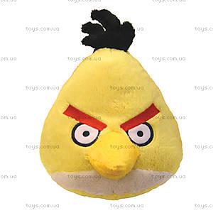 Мягкая детская игрушка Angry Birds «Птичка Желтая», 90841