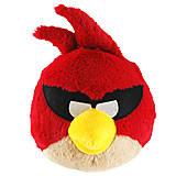 Мягкая детская игрушка Angry Birds Space «Красная Птичка», 92571, toys