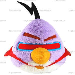 Мягкая детская игрушка Angry Birds Space «Лазерная Птичка», 92575