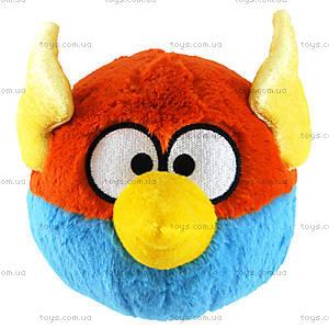 Мягкая детская игрушка Angry Birds Space «Птичка Синяя», 92574