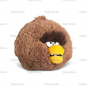 Мягкая детская игрушка Angry Birds Star Wars «Чубакка», 93231
