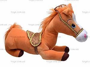 Мягкая детская лошадка, M-ZY1177/43, фото