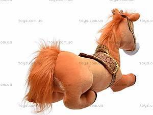 Мягкая детская лошадка, M-ZY1177/43, отзывы