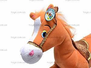 Мягкая детская лошадка, M-ZY1177/43, цена