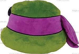 Мягкая детская подушка «Донателло», Черепашки-ниндзя, 41-0090BL, купить