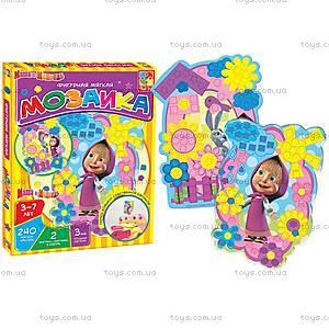 Мягкая фигурная мозаика «Маша», VT2301-0304, игрушки