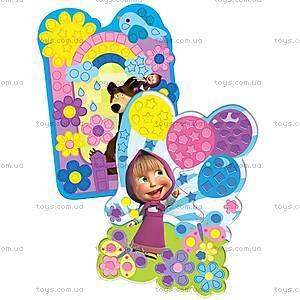 Мягкая фигурная мозаика «Маша», VT2301-0304, магазин игрушек