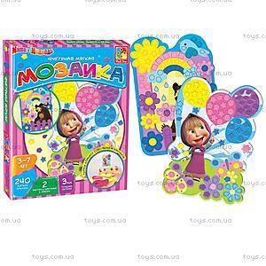 Мягкая фигурная мозаика «Маша», VT2301-0304, toys.com.ua