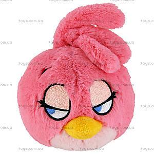 Мягкая игрушка Angry Birds «Птица Стелла», 93140