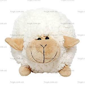 Мягкая игрушка «Барашик Кругляш», 25 см, 54-9540-10