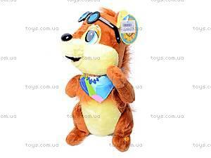 Мягкая игрушка «Белка», H1036, купить