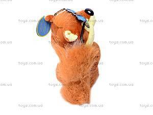 Мягкая игрушка «Белка», H1036, фото
