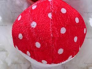 Мягкая игрушка «Белка», с грибочком, S-TY-4030, купить