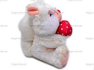 Мягкая игрушка «Белка», с грибочком, S-TY-4030, отзывы