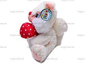 Мягкая игрушка «Белка», с грибочком, S-TY-4030, цена