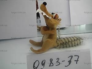 Мягкая игрушка «Белка Скрат», SP11089