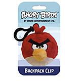 Мягкая игрушка-брелок Angry Birds «Красная птичка», 90889, іграшки