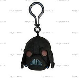 Мягкая игрушка-брелок Angry Birds Star Wars «Дарт Вейдер», 94280