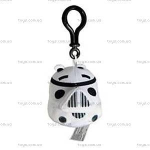 Мягкая игрушка-брелок Angry Birds Star Wars «Штурмовик», 94287