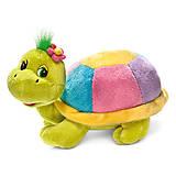Мягкая игрушка «Цветная Черепашка», LA8602, купить