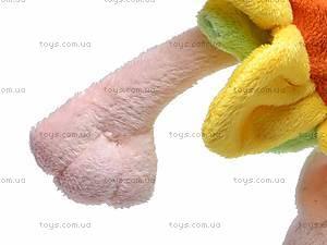 Мягкая игрушка «Цветочек», музыкальная, M-LS9748, отзывы
