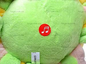 Мягкая игрушка «Цветочек», музыкальная, M-LS9748, детские игрушки