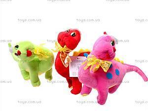 Мягкая игрушка «Динозаврик», SP11068