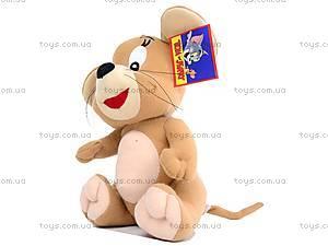 Мягкая игрушка «Джерри», 1258-1, детские игрушки