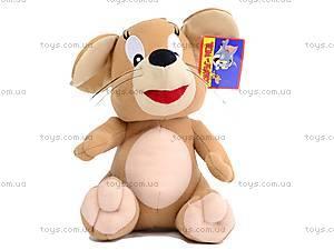 Мягкая игрушка «Джерри», 1258-1, магазин игрушек