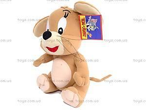 Мягкая игрушка «Джерри», 1258-1, toys.com.ua