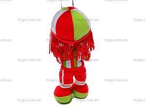 Мягкая игрушка «Футболист» , 260214, купить