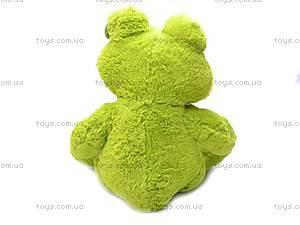 Мягкая игрушка «Жабка», с бантом, М-FY-537, цена