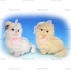 Мягкая игрушка «Кошка в шляпе», LA177