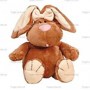Мягкая игрушка «Кролик Бася», 40 cм, 7-42045