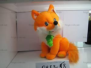 Мягкая игрушка «Лисичка с виноградом», SP74187