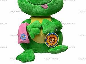 Мягкая игрушка «Лягушка», 26504A, купить
