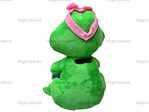 Мягкая игрушка «Лягушка», 26504A, фото