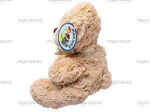 Мягкая игрушка «Медвежонок Кроха», F-2330, отзывы