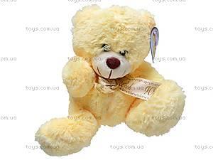 Мягкая игрушка «Медвежонок Кроха», F-2330, игрушки