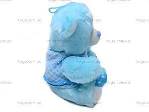 Мягкая игрушка «Медвежонок», в кофте, S-TY90380/25, купить