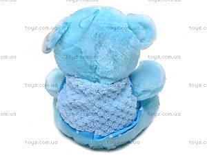Мягкая игрушка «Медвежонок», в кофте, S-TY90380/25, отзывы