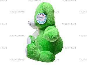 Мягкая игрушка «Мишка с бантиком», PC3362-3, фото